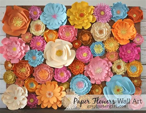 diy paper flowers craft mesmerizing diy handmade paper flower projects to