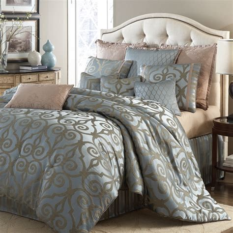 michael bed set plaza suite luxury bedding set a michael amini bedding