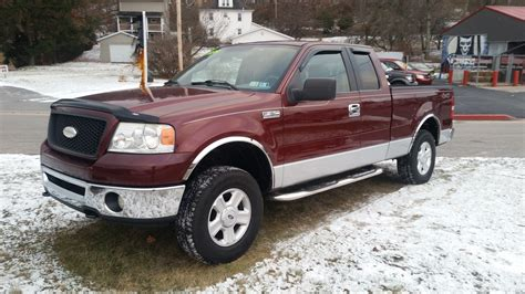 2006 Ford F150 Mpg by 2006 Ford F150 Xlt Extended Cab Truck Murarik Motorsports