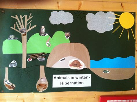 hibernation crafts for lesson planning with me hibernation
