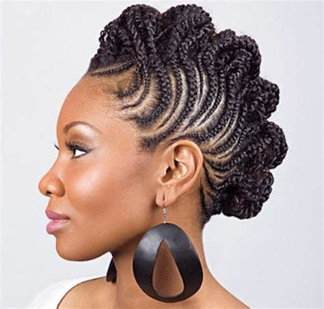 braids with hairstyles mohawk braids 12 braided mohawk hairstyles that get attention