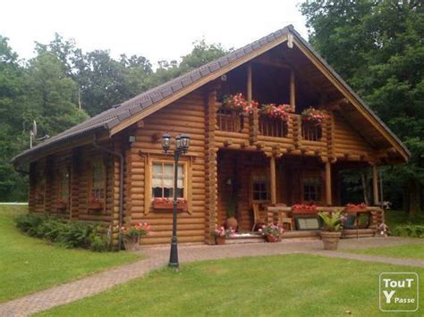 chalet vacances ardennes belges mitula immo