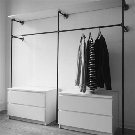 Wardrobes For Small Spaces open closet ideas for small spaces