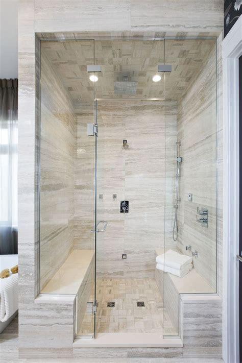 master bathroom shower best 25 steam shower enclosure ideas on