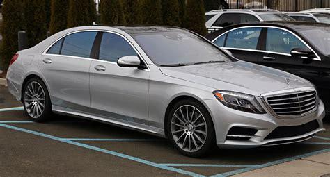 S Class Mercedes by Mercedes S Class