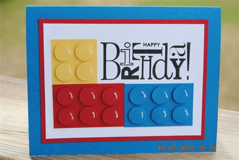 rubber sting cards lego birthday cards 28 images 25 best ideas about lego