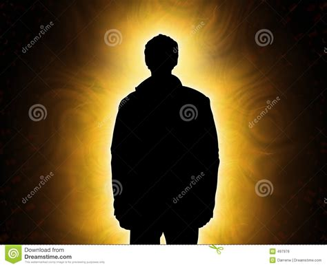 looking at lights looking into the light stock illustration image of