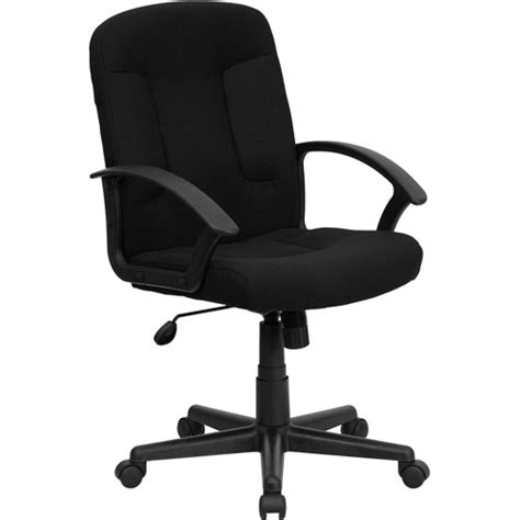 walmart computer desk chairs flash furniture mid back task and computer chair walmart