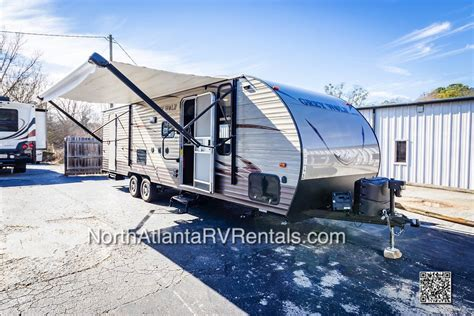 rv rentals atlanta 2017 forest river grey wolf 28bh travel trailer