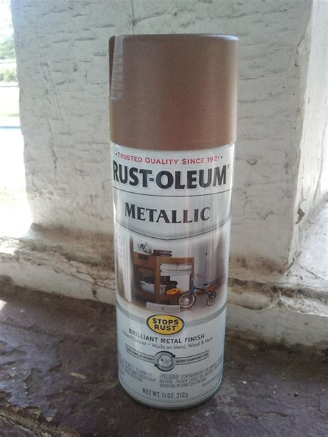 spray paint on metal steunk spray painting how to make almost anything look