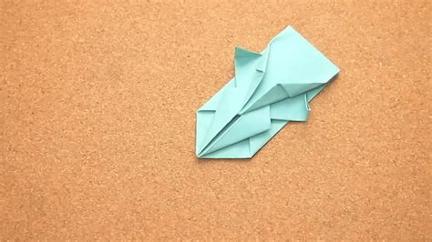 origami space how to make an origami spaceship 13 steps with pictures