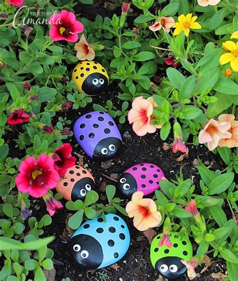 outside crafts for 25 best ideas about garden crafts on diy yard