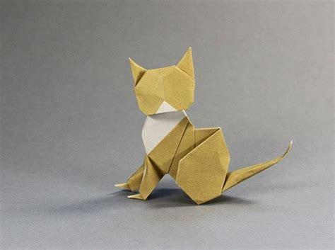 origami cat origami cat cats