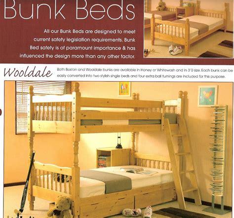 2 beds equal 2 tierbunks crestafurniturecouk