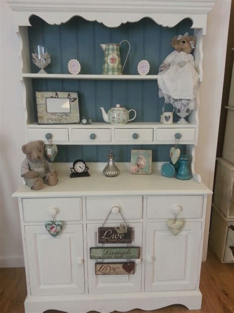 Pine Dresser Upcycled Using Autentico Vintsge Contains