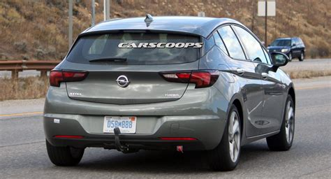 Opel Cars Usa by Opel Astra Spotted Testing On American Roads