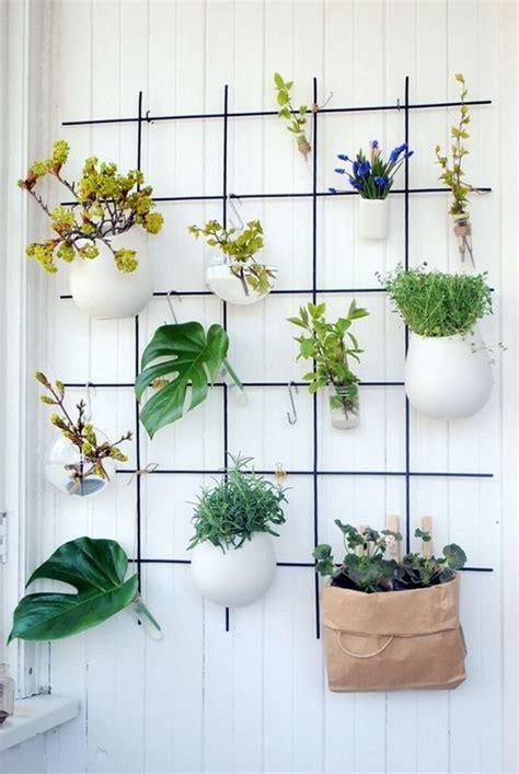 decorar jardines con rejas ideas originales para decorar interiores con plantas