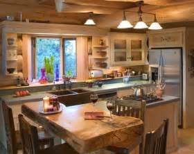 cabin kitchen designs cabin mountain theme room inspirations fancy house road
