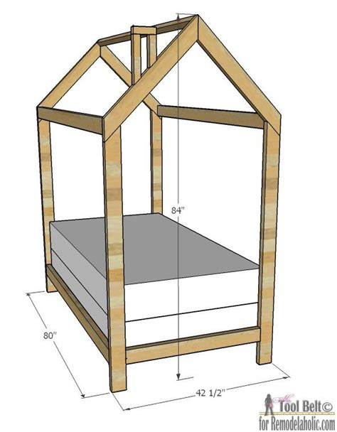 Build A Frame House 17 best ideas about house beds on pinterest kid beds