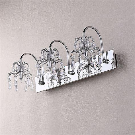 chrome bathroom lights ovida chrome bath vanity light modern bathroom