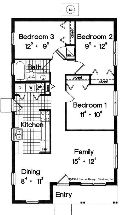simple floor plans house plans for you simple house plans
