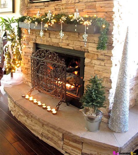 easy mantel decorations 32 best mantel decoration ideas and designs for 2017