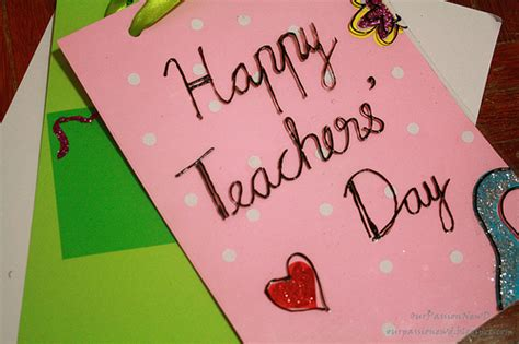 how to make teachers day card i greeting cards