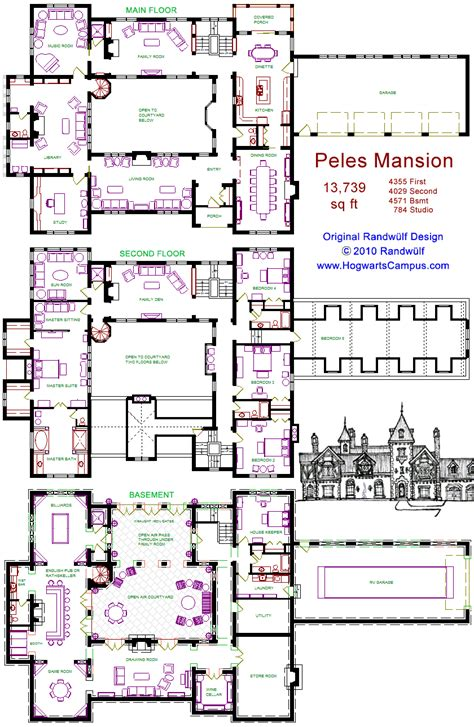 castle floor plans minecraft peles mansion floor plans peles castle