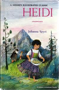 heidi picture book heidi of the swiss alps free read darker
