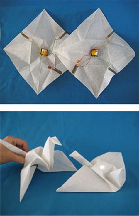 science of origami origami science origami like techniques used in advanced