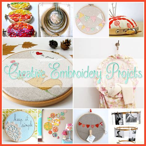 embroidery crafts projects 25 exciting embroidery hoop diy projects the cottage market