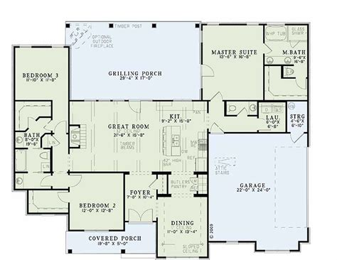 house plans 2400 square traditional style house plan 3 beds 2 50 baths 1960 sq