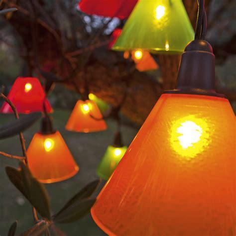 30 luminaires et eclairages d ext 233 rieur pour illuminer jardin guirlande trendy leroy
