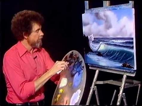 bob ross paintings up bob ross painting surf s up painting how
