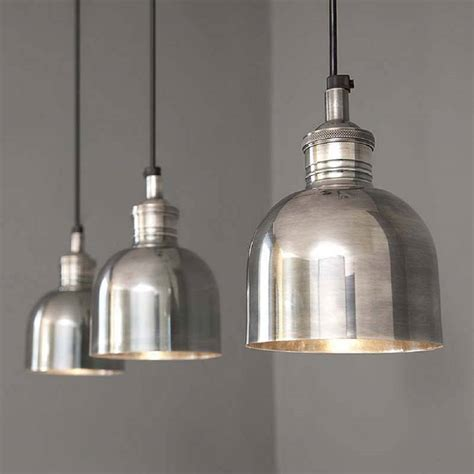 kitchen pendant lights finds tarnished silver pendant light homegirl