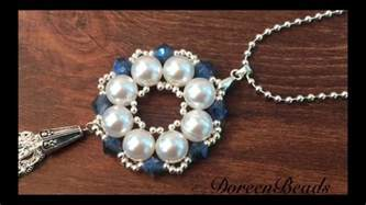 how to jewelry doreenbeads jewelry tutorial how to make bead