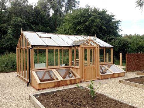 Green house, Glass House and Fruit Cage Construction