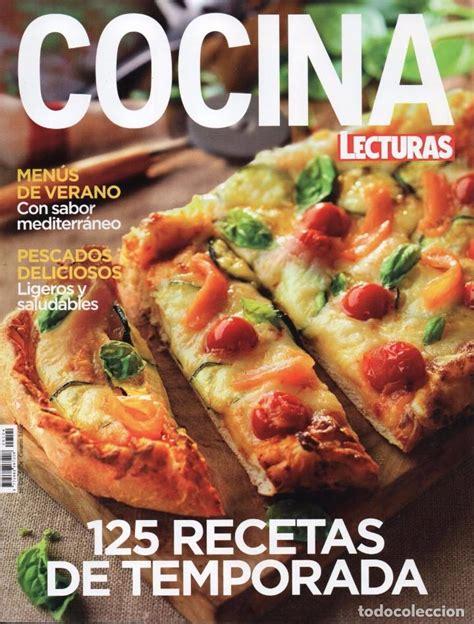 recetas de cocina revista lecturas lecturas cocina n 104 en portada 125 receta comprar