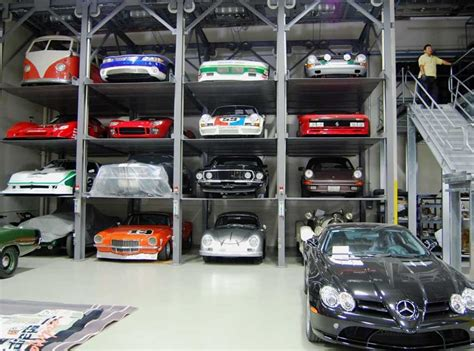 Best Car Garages most expensive car garages in the world top ten