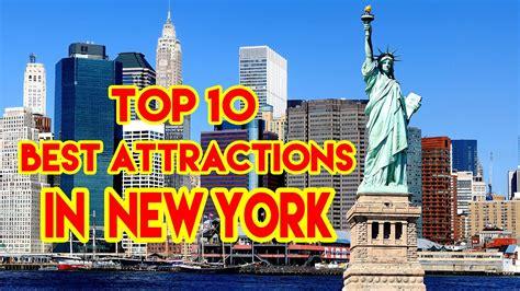 best new top 10 best attractions in new york