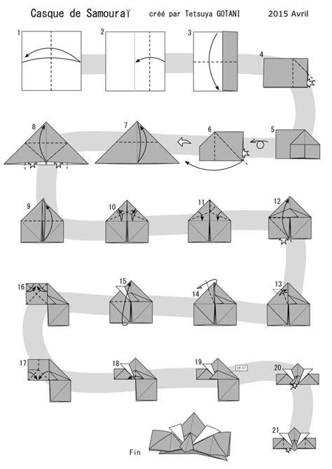 origami samurai helmet the world s best photos of origami and samurai flickr