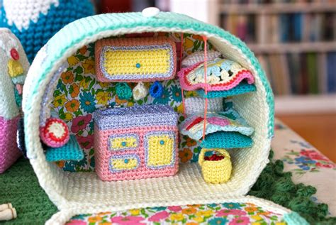 caravan knitting pattern greedy for colour crochet caravan pattern news