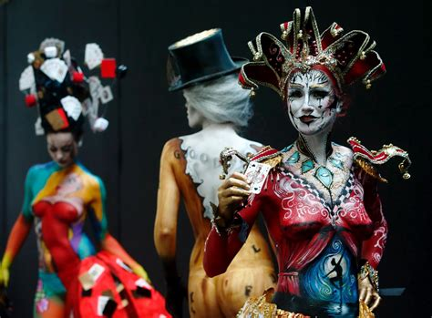 where is painting festival world bodypainting festival photos world bodypainting