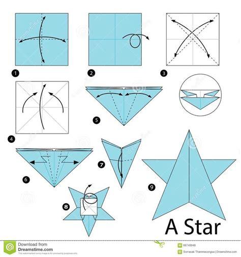 5 step origami instrucciones de origami paso a paso en espa 241 ol 5