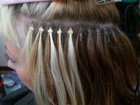 bead hair extensions envious hair extensions micro bead hair extensions