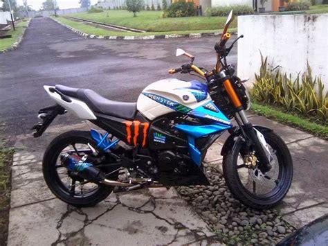 Modifikasi Byson by Gambar Modifikasi Motor Yamaha Byson Terbaru 2015