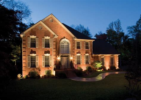 outdoor house lights 6 reasons for outdoor lighting kg landscape management