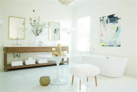 White Spa Bathroom by Add Heavenly Spa Accents To Your Bathroom This Summer