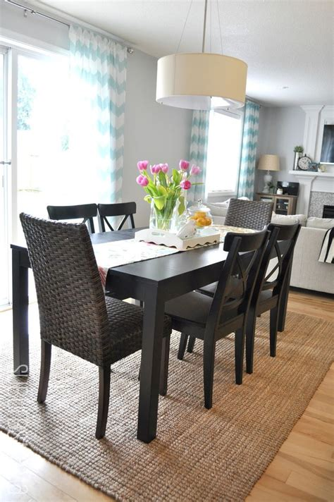 area rugs dining room suburbs dining area third times the charm for