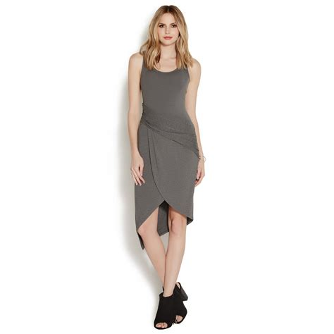 knit dress asymmetrical ruched knit dress shoedazzle
